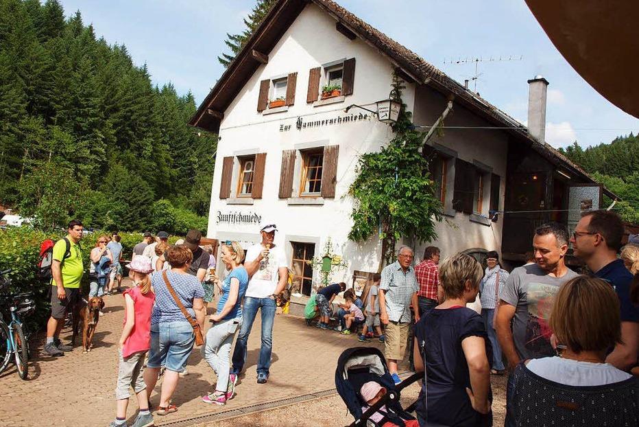 Gasthaus Hammerschmiede (geschlossen) - Herbolzheim