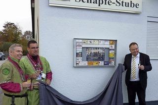 Schapfe-Stube