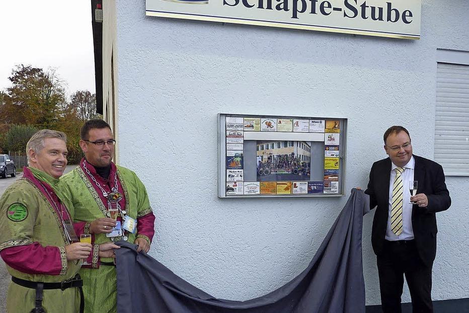 Schapfe-Stube - Teningen