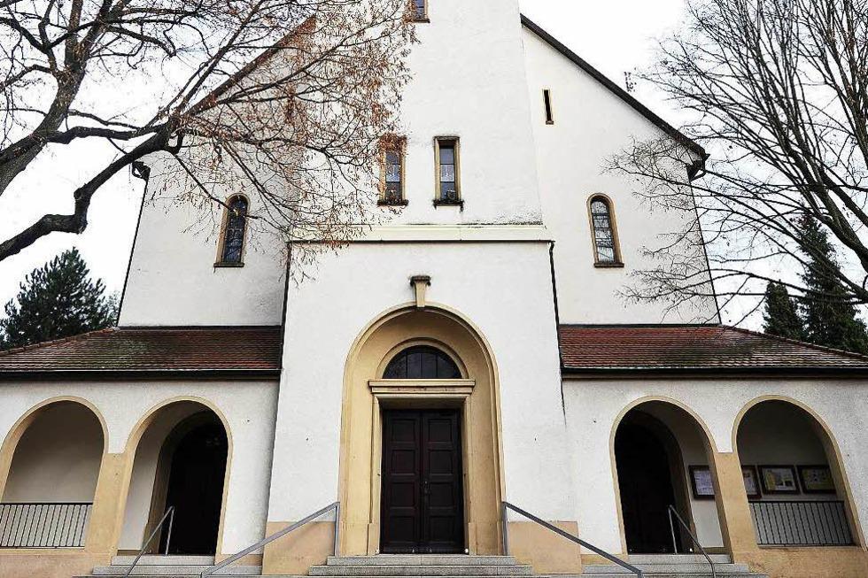 Kirche Bruder Klaus - Gundelfingen
