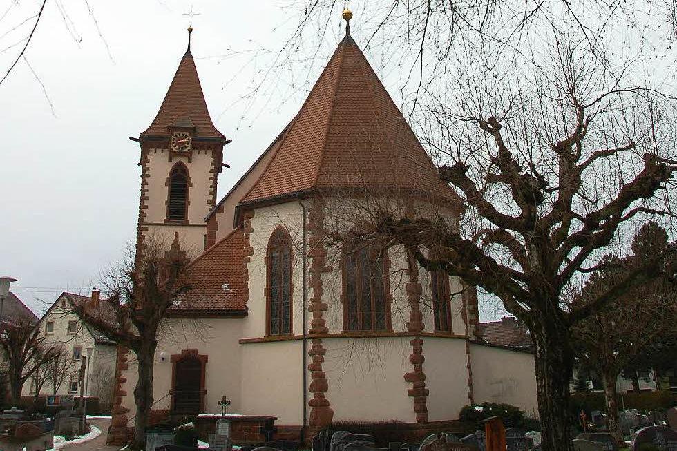Kirche St. Blasius - Buchenbach