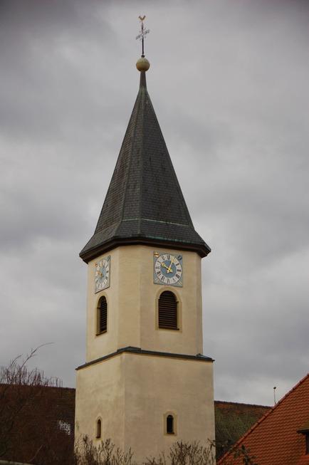 Kirche Mariä Himmelfahrt - Umkirch