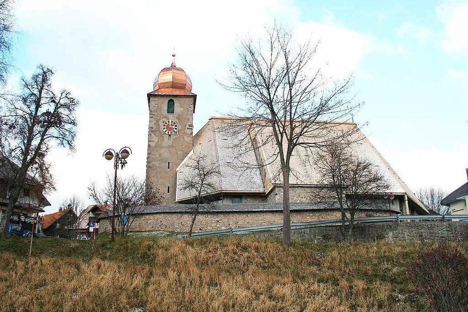 Kirche St. Nikolaus - Schluchsee