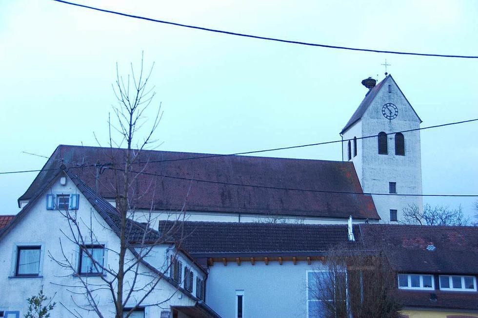 Kath. Kirche St. Stephan - Gottenheim