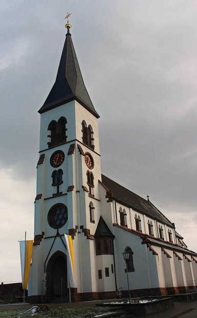 Kirche St. Agnes - Eschbach
