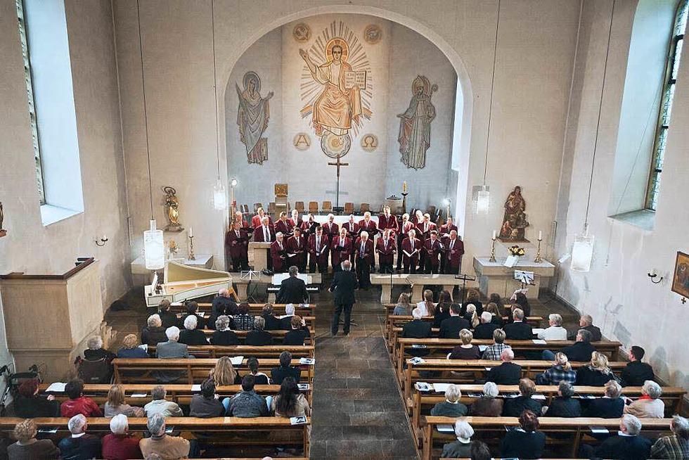 Kirche St. Barbara (Steinenstadt) - Neuenburg am Rhein