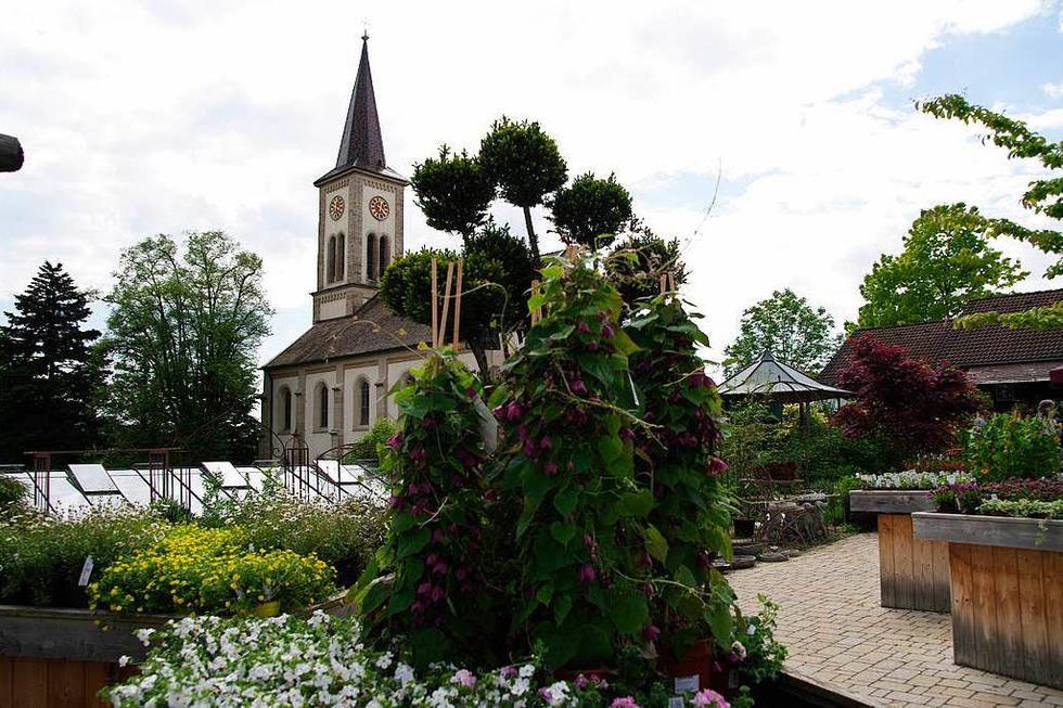 Evangelische Johanneskirche (Laufen) - Sulzburg
