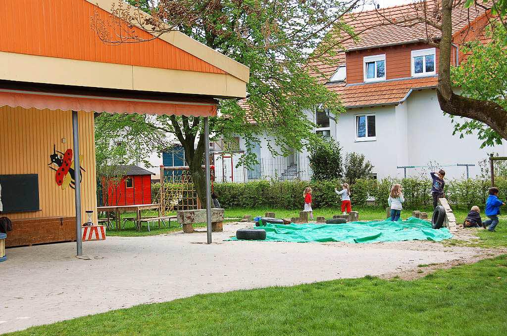 Evangelischer kindergarten pusteblume h gelheim for Evangelischer kindergarten