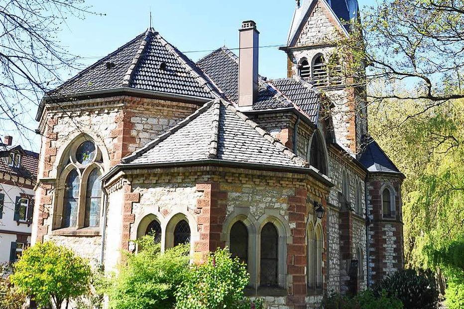 Evangelische Martin-Luther-Kirche - Staufen