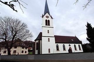 Evangelische Kirche (Bickensohl)