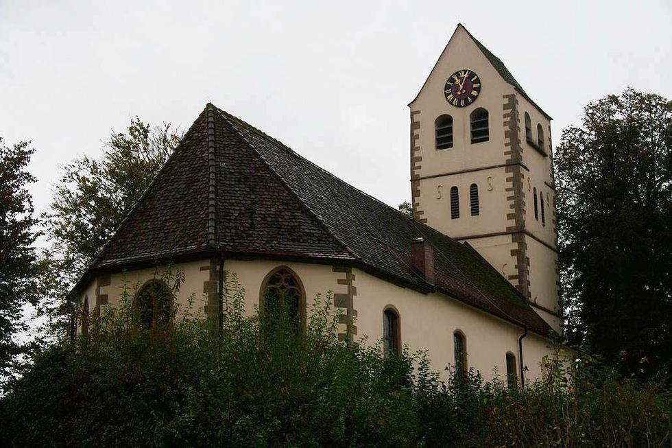 Evangelische Kirche (Betberg) - Sulzburg