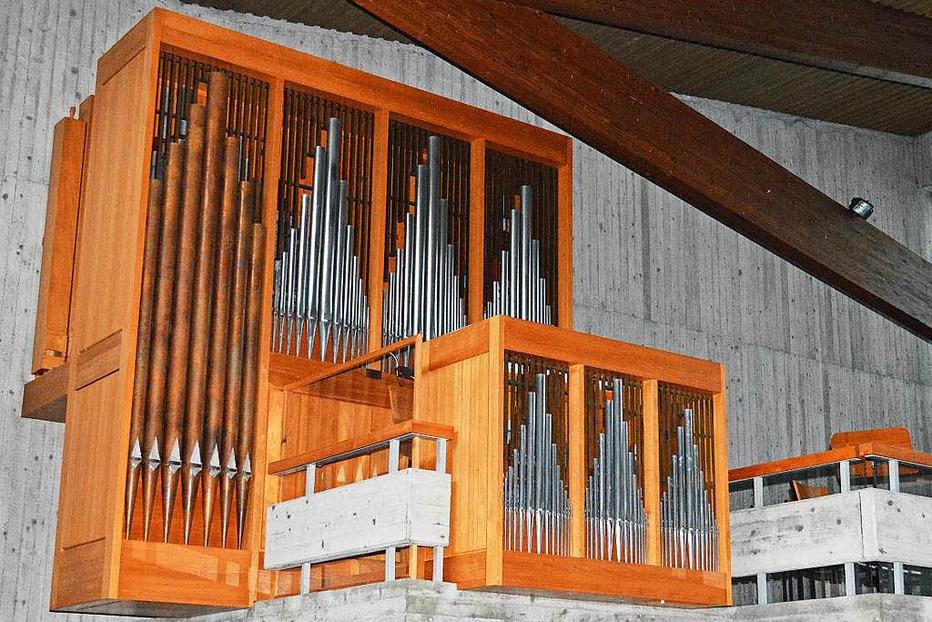 Evangelische Heiliggeistkirche - Kirchzarten