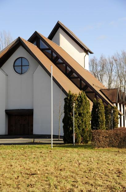 Katholische Kirche St. Nikolaus (Opfingen) - Freiburg