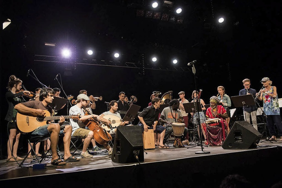 Drei Tage afrikanische Kultur in Emmendingen - Badische Zeitung TICKET