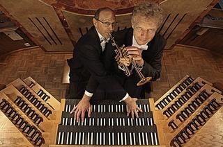 Festliche Trompetengala mit Bernhard Kratzer und Paul Theis
