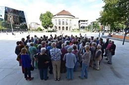 Fotos: Die BZ-Ferienaktion auf dem Platz der Alten Synagoge