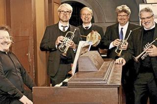 Trompeten-Gala im Münster Schwarzach