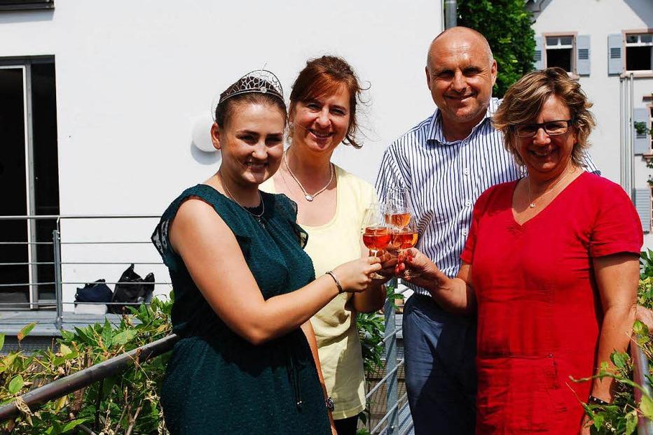 Am Freitag beginnt das Breisgauer Weinfest - Badische Zeitung TICKET