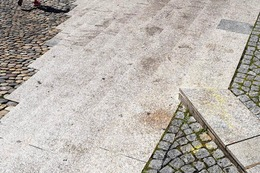 Fotos: BZ-Ferienaktion – Gesteinsarten in der Oberen Altstadt in Freiburg
