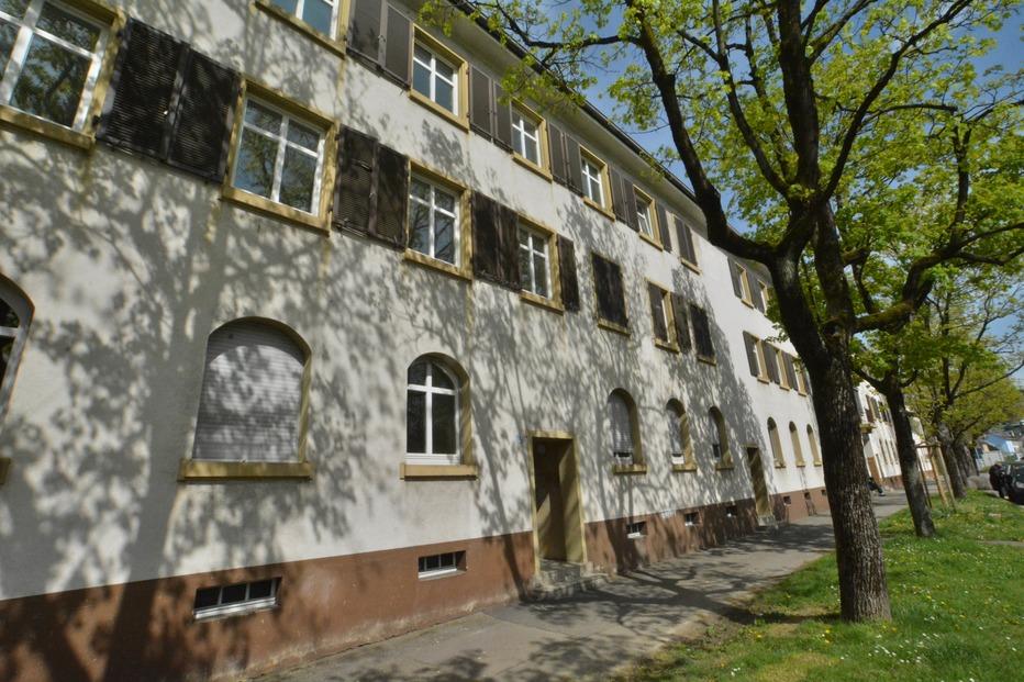 Gemeinschaftsunterkunft (Gretherstraße) - Lörrach