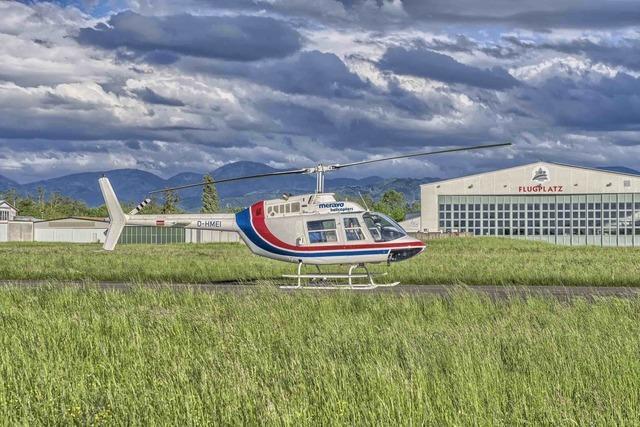 Heli Breisgau Helikopter-Rundflüge