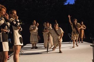Einakter von Woody Allen mit der Theatergruppe Rattenfänger