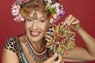 Sissi Perlinger gibt am Donnerstag, 26. Oktober, Vorstellung im Gloria-Theater Bad Säckingen