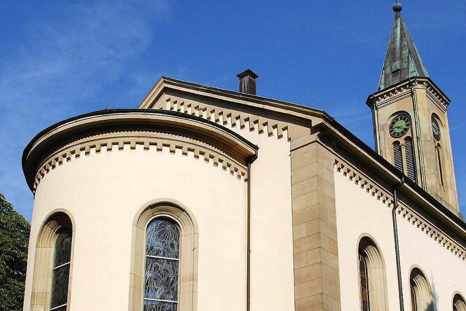 Evangelische Stadtkirche - Bad Säckingen