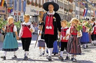 Heimatfest, Partys, Chilbi-Festumzug, Schlagernacht in Waldshtu-Tiengen