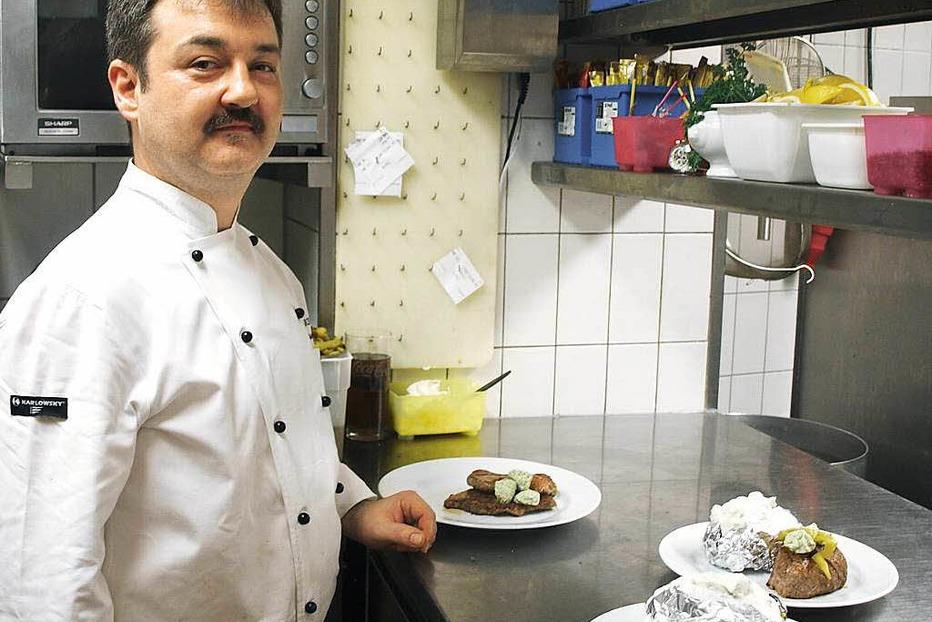 Gaststätte Zum Schwarzer Walfisch - Bad Säckingen