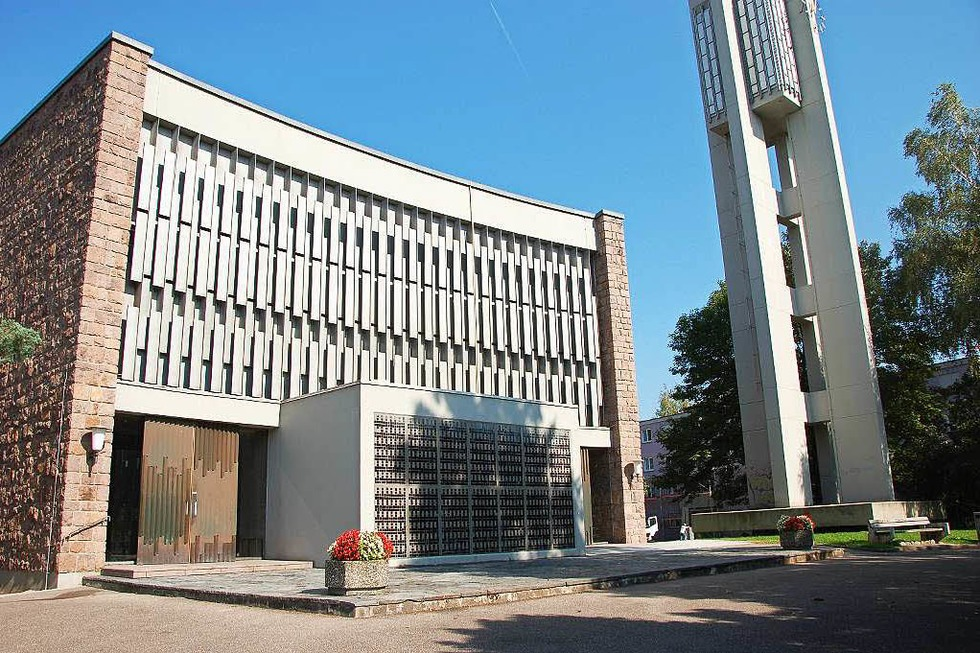 Kirche Heilig-Kreuz - Bad Säckingen