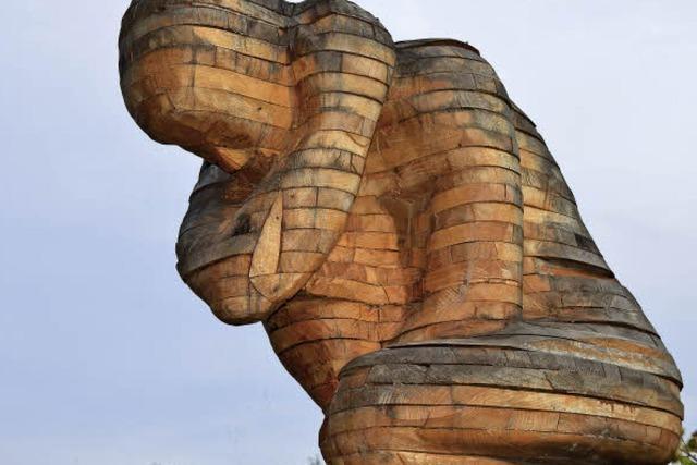 Wie aus Holz Kunst wird