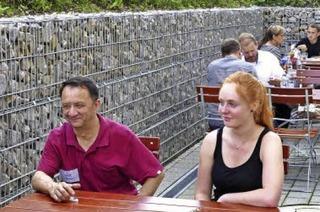 12 Uhr: In der Kantine von WST in Löffingen herrscht Hochbetrieb
