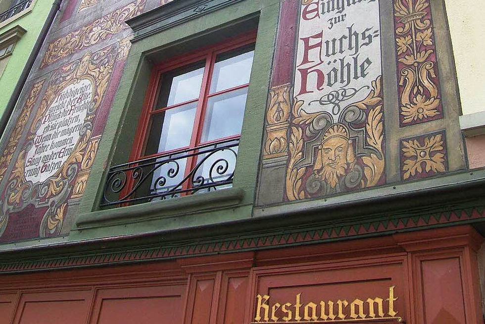 Restaurant Fuchshöhle - Bad Säckingen
