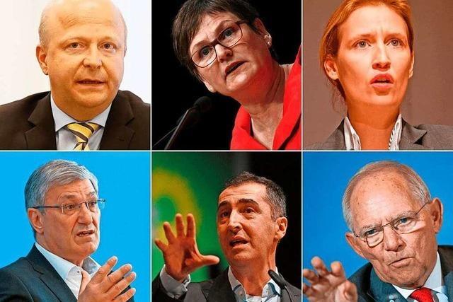 Die BZ lädt am 9. September zum BZ-Wahltag