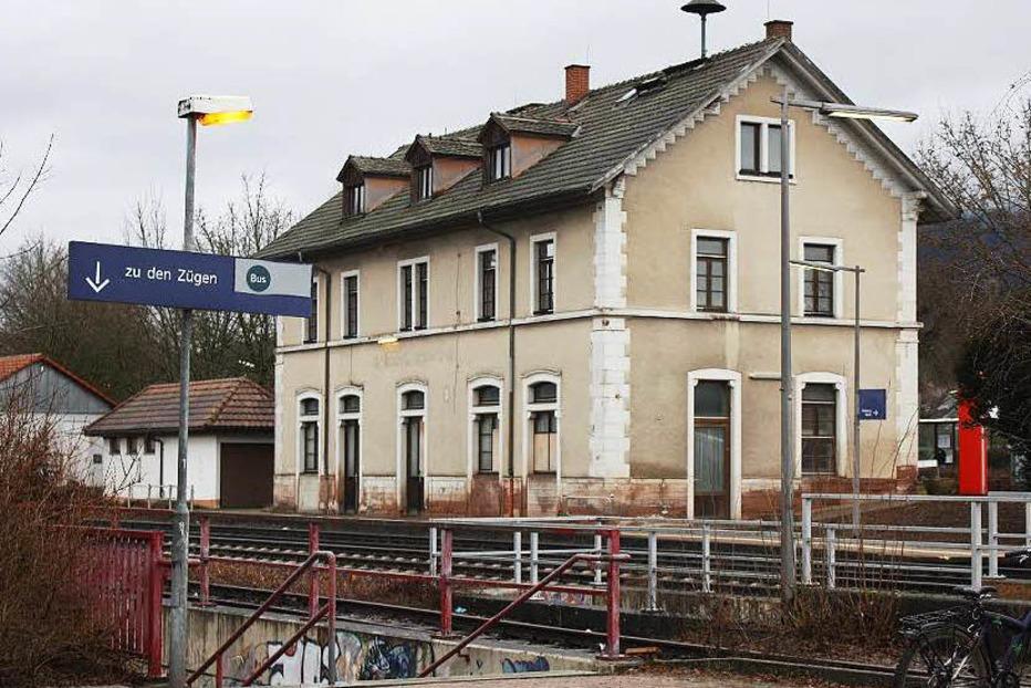 Bahnhof Wehr-Brennet - Wehr