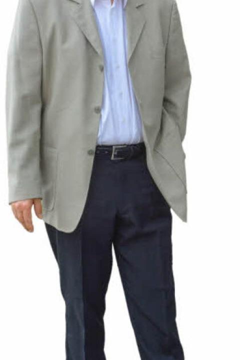 Wolfgang Fuhl (AfD) im Wahlkreis 282 Lörrach-Müllheim - Badische Zeitung TICKET