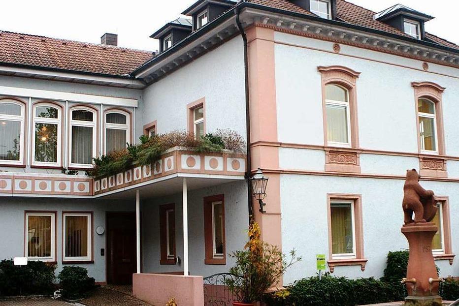 Rathaus - Bötzingen
