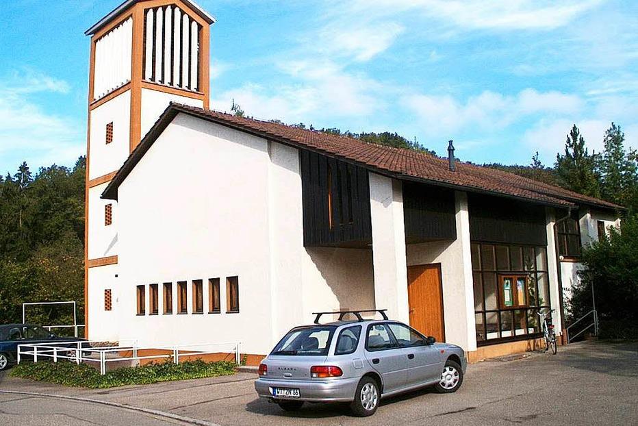 Evangelische Christuskirche (Öflingen) - Wehr