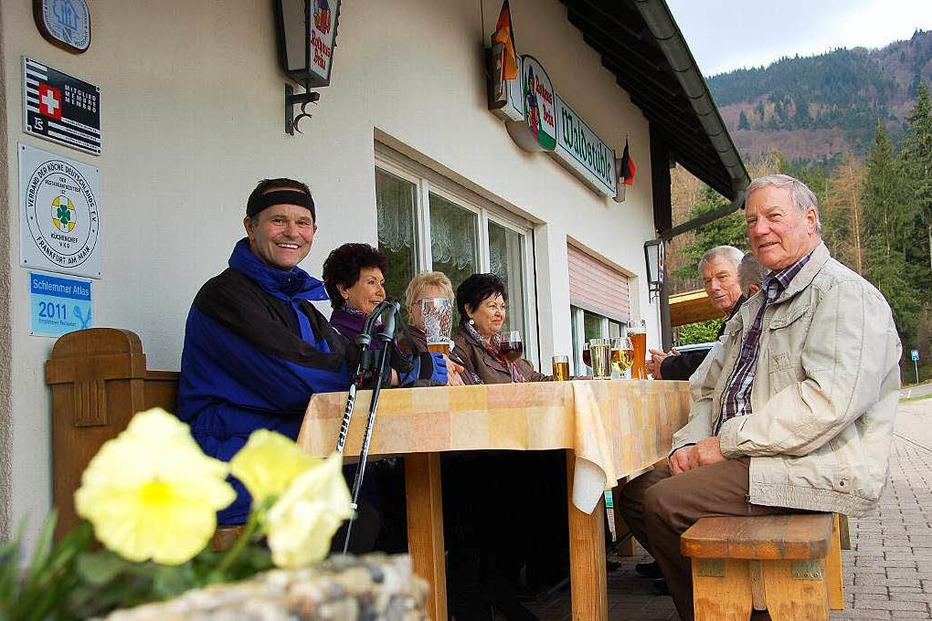 Gasthaus Waldstüble (Schneckenkarle) - Wehr