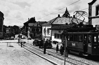 Vor 50 Jahren fuhr die letzte Tram durch Lörrach