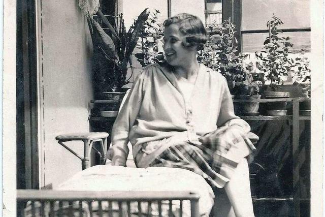 Das Schicksal der Lehrerin Jenny Dreifuß aus Nonnenweier