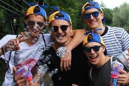 Fotos: Das Grenzenlos-Festival in Weil am Rhein