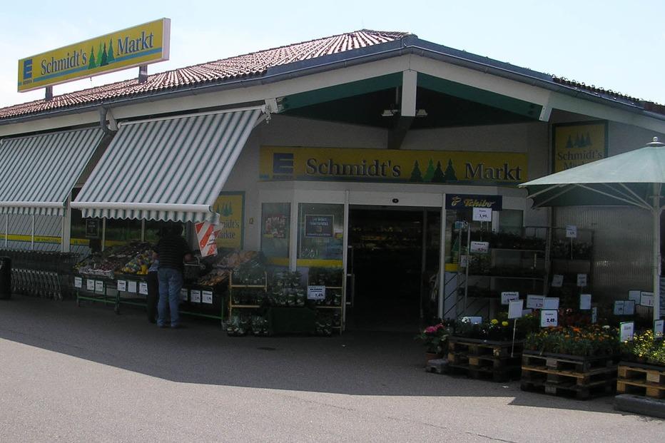 Schmidts Markt - Häusern