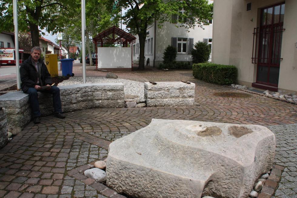 Flößerplatz (Wallbach) - Bad Säckingen