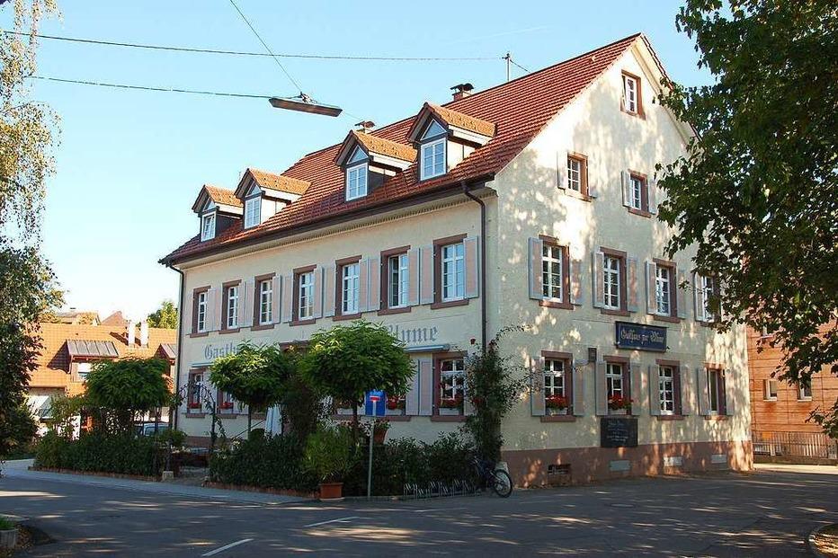 Gasthaus Zur Blume (Wollbach) - Kandern