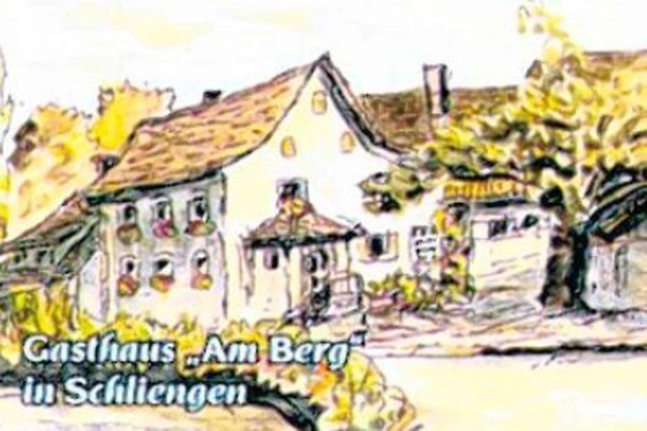 Gasthaus Am Berg - Schliengen