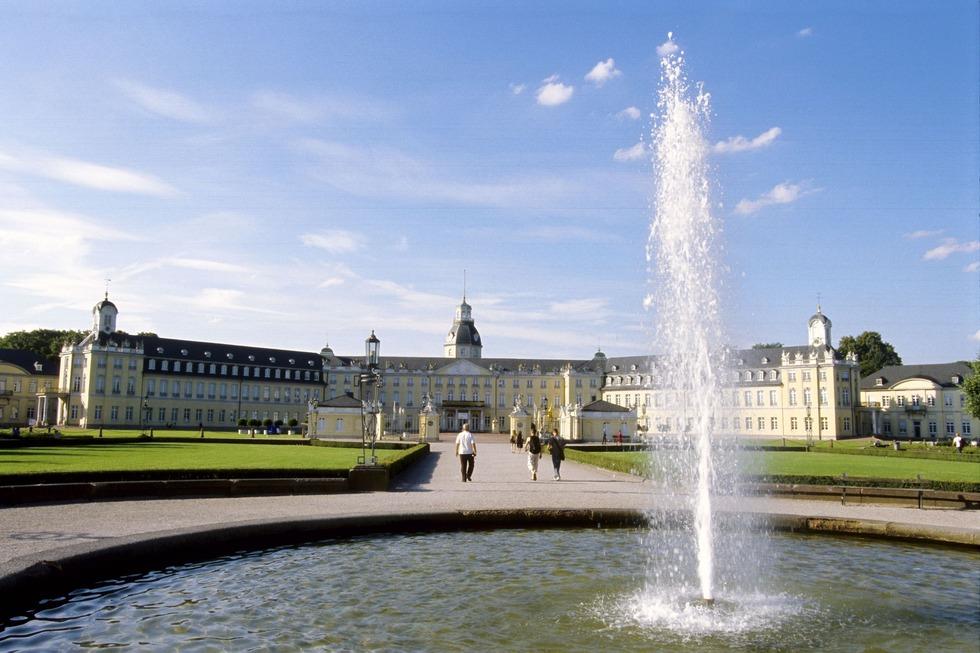 Karlsruher Schloss - Karlsruhe