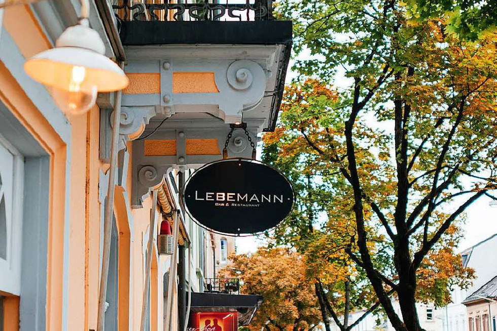 Lebemann (Restaurant und Bar) - Freiburg