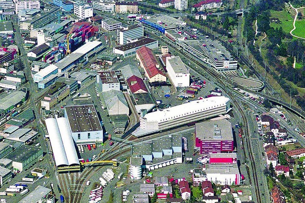 Dreispitz-Areal - Basel